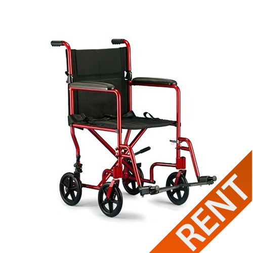 Invacare LTTR19FR Transport Wheelchair