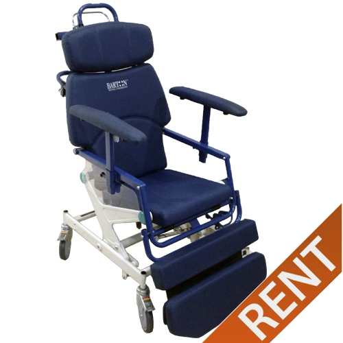 Barton Medical Convertible Chair Solutions Rental