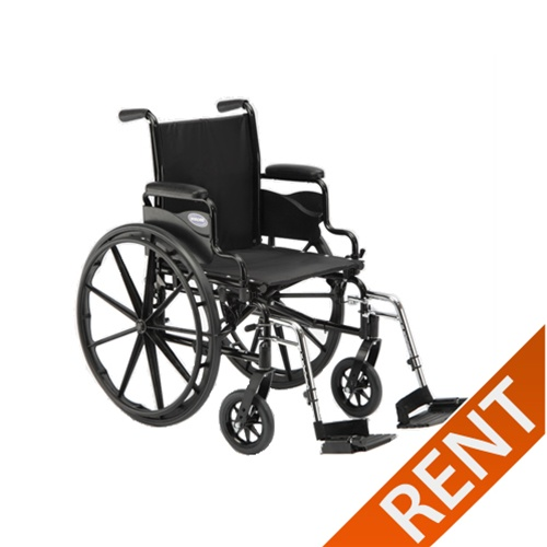 Invacare 9000 SL High Strength Light Weight Wheelchair