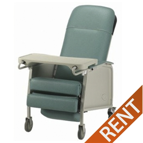 Geri Chair Three Position Recliner