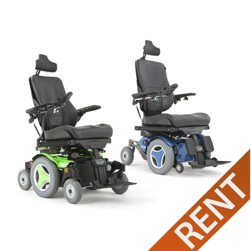 Permobil C300/M300 Tilt, Recline, Power Legs Power Wheelchair