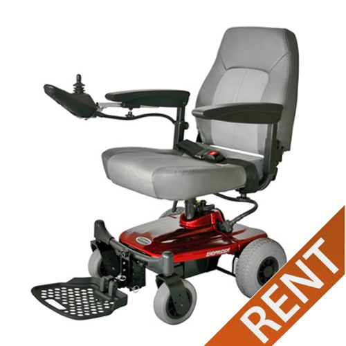 Shoprider UL8WPB Jimmie Power Chair Rental