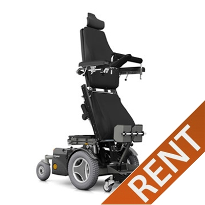 Standing Power Wheelchair