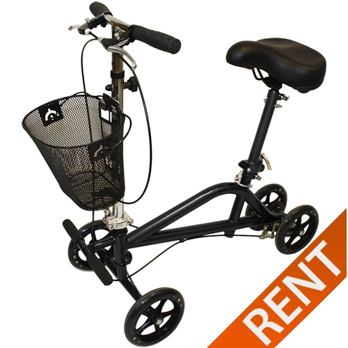 Roscoe Medical 30188 Gemini Seated Scooter